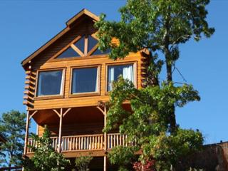 Nature & Cinema Collide, Home Theater Room W/ Surround Sound, Loft Game Room, Sevierville