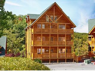 Private Indoor Heated Pool, Fireplace, Deck Hot Tub, 3 Luxury Master Suites, Sevierville