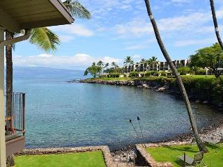 Oceanfront at Honokeana Cove! Unit #204. Swim with the Turtles!