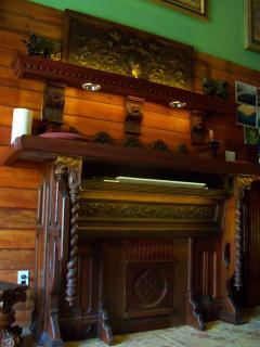 Piano Bar Downstairs Korg X50 and set up studio