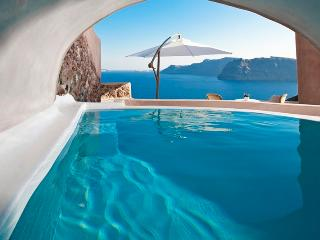 Blue Villas | Glauke | Luxury Villa in Oia