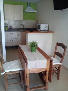zona comedor-cocina