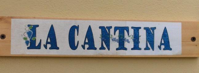 Appartamento La Cantina: Cucina, Bagno, Camera doppia, Camera matrimoniale, patio esterno