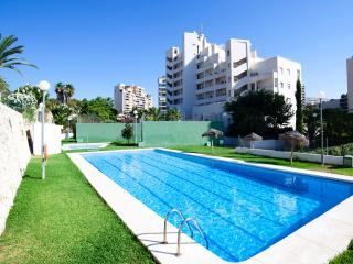 Calpe apartment,pool,seaview,fitness,paddlecourt
