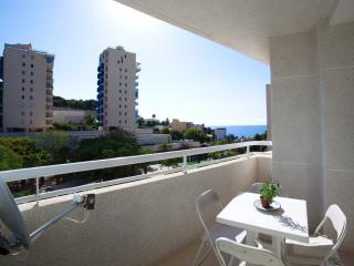 Calpe apartment,pool,seaview,fitness,paddlecourt