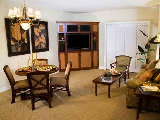 Royal Tahitian 1551 sq. ft. 2 bedroom lock off at Tahiti Village, Las Vegas