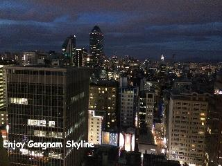 StayCation @ Gangnam with Sky View, Seoul
