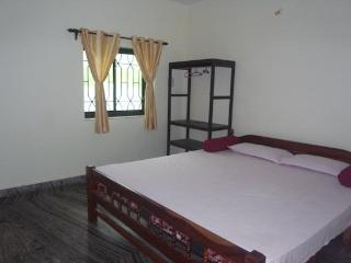 2BHK Apartment Vacation rental on Morjim Beach