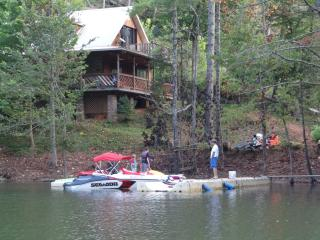 Lakefront House On Peninsula, Pet Friendly, Dock