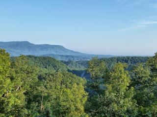 'Paradise View' Fantastic 50 Mile Mountain Views! Secluded Setting!, Pigeon Forge