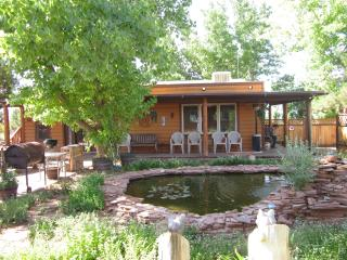 Western Ranch Home between Zion Park Grand Canyon, Parque Nacional de Zion