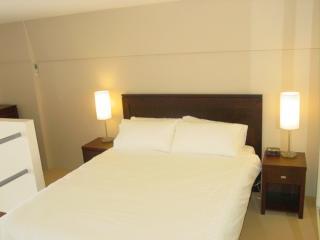 SX504 - Lovely Loft Style One Bedroom in CBD, Sídney