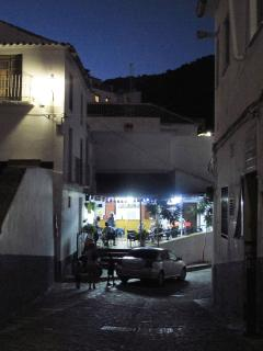 streetview by a summernight of Bar Paco