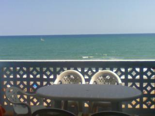 Con vistas al mar, para 6 pers, El Perelló
