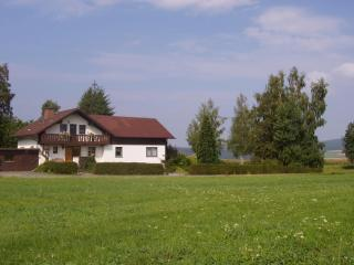 Holiday Appartement on the Lake of White City, Weißenstadt