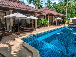Sibaja Palms Sunset Beach Luxury Apartment, Koh Samui