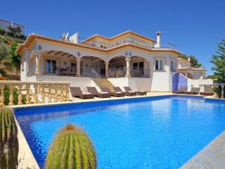 3 bedroom Villa in Benitachell, Valencia, Spain : ref 5047077
