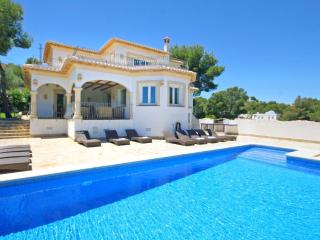5 bedroom Villa in Benitachell, Valencia, Spain : ref 5047061