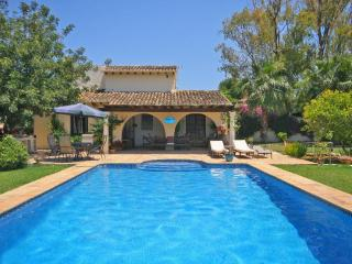 3 bedroom Villa in La Xara, Valencia, Spain : ref 5047067