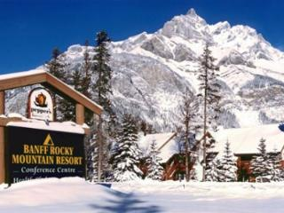 Banff Rocky Mountain Resort: 2-Bedroom, 2 baths, Full Kitchen. Sleep 6