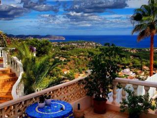 Apartamento con vistas panoramicas al mar, Calpe
