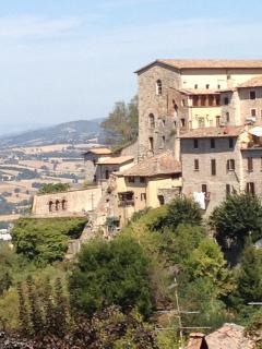 View of Todi