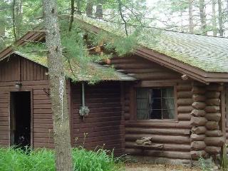 Log Home On Wequas Lake, Gaylord