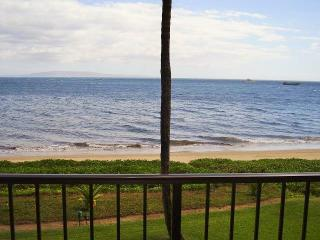 Sugar Beach Resort 1 Bedroom Ocean Front 222, Kihei