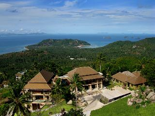 Seaview Samui Ridgeway Holiday Villa Fully staffed