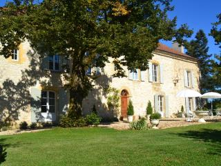 French manor house, Gaugeac