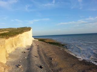 Birling gap - 10 minute drive away (walkable if feeling adventurous)