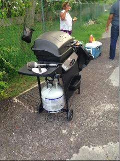 BBQ Grill for that or any occasion