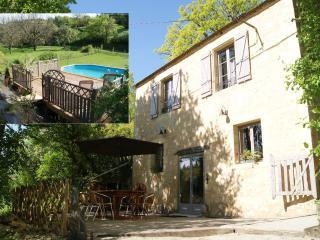 Maison Marianne et sa piscine en Périgord Noir, La Bachellerie