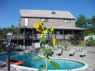 Lake Ossipee 4 Season Home;views/sunsets/amenities