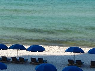 Beach service for 2 paid for you by us during prime season!
