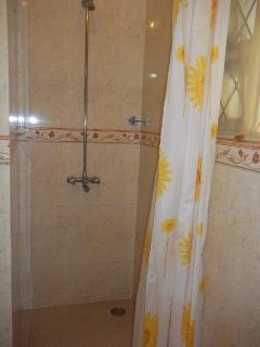 Ensuite Bathroom for Bedroom 2 - Shower area