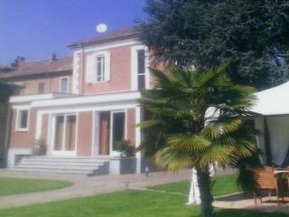 Splendida villa in stile liberty