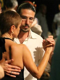 Tango experience in Genoa