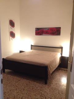 camera da letto matrimoniale piano terra