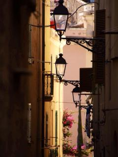romantic old town