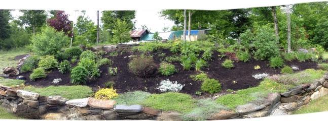 Panorama of Gardens