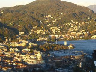 Trilocale panoramico a 5 min. dal centro di Como