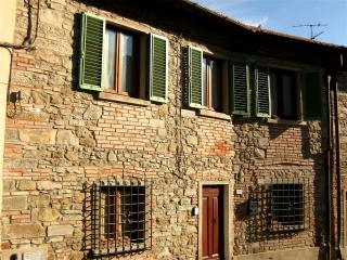 Typical house in the heart of Tuscany, Chianti.