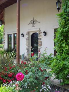 Flowers bloom in every season at Hacienda Sonoma