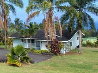 Hamakua Coast Ocean View Home, Laupahoehoe