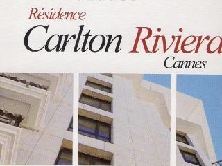 Carlton Riviera Residence Cannes