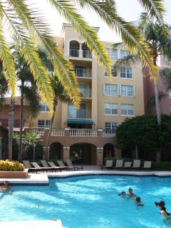 The Yacht Club at Aventura. Waterview  1Bedroom b3