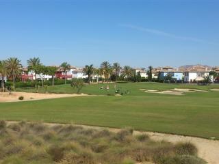 Stunning 2 bed 2 bath villa with golf views, Murcia