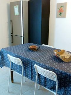 Tavolo pranzo in cucina