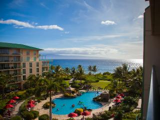 Maui Westside Properties: Hokulani 549 - Great Ocean View Interior Courtyard!, Ka'anapali